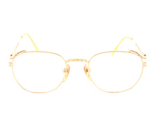 Jean Paul Gaultier 55 3173 1 Gold Plated Front