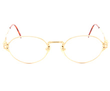 Jean Paul Gaultier 55 4173 1 Gold Plated Front