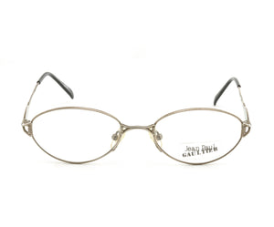 Jean Paul Gaultier 55-4672 2 Front, Jean Paul Gaultier, glasses frames, eyeglasses online, eyeglass frames, mens glasses, womens glasses, buy glasses online, designer eyeglasses, vintage sunglasses, retro sunglasses, vintage glasses, sunglass, eyeglass, glasses, lens, vintage frames company, vf