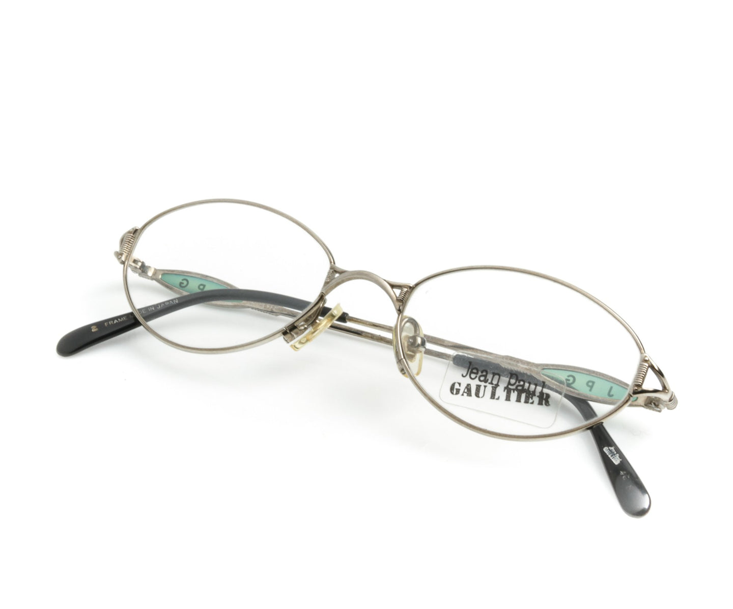Jean Paul Gaultier 55-4672 2, Jean Paul Gaultier , glasses frames, eyeglasses online, eyeglass frames, mens glasses, womens glasses, buy glasses online, designer eyeglasses, vintage sunglasses, retro sunglasses, vintage glasses, sunglass, eyeglass, glasses, lens, vintage frames company, vf