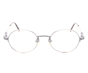 Jean Paul Gaultier 55 6109 2 Front, Jean Paul Gaultier, glasses frames, eyeglasses online, eyeglass frames, mens glasses, womens glasses, buy glasses online, designer eyeglasses, vintage sunglasses, retro sunglasses, vintage glasses, sunglass, eyeglass, glasses, lens, vintage frames company, vf
