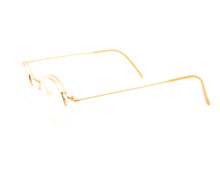 Jean Paul Gaultier 55 7108 1 Gold Plated Side