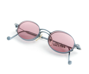 Jean Paul Gaultier 55-8106 8 Thumb, Jean Paul Gaultier, glasses frames, eyeglasses online, eyeglass frames, mens glasses, womens glasses, buy glasses online, designer eyeglasses, vintage sunglasses, retro sunglasses, vintage glasses, sunglass, eyeglass, glasses, lens, vintage frames company, vf