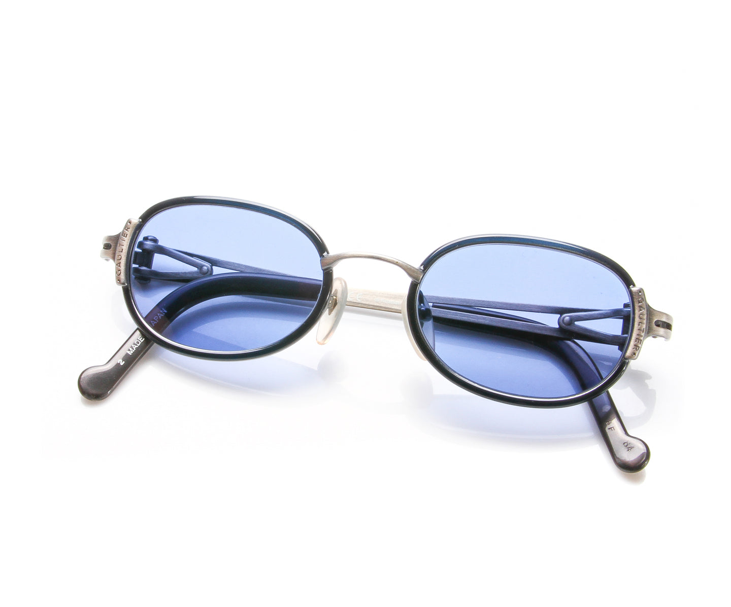 Jean Paul Gaultier 56 0004 2, Jean Paul Gaultier , glasses frames, eyeglasses online, eyeglass frames, mens glasses, womens glasses, buy glasses online, designer eyeglasses, vintage sunglasses, retro sunglasses, vintage glasses, sunglass, eyeglass, glasses, lens, vintage frames company, vf