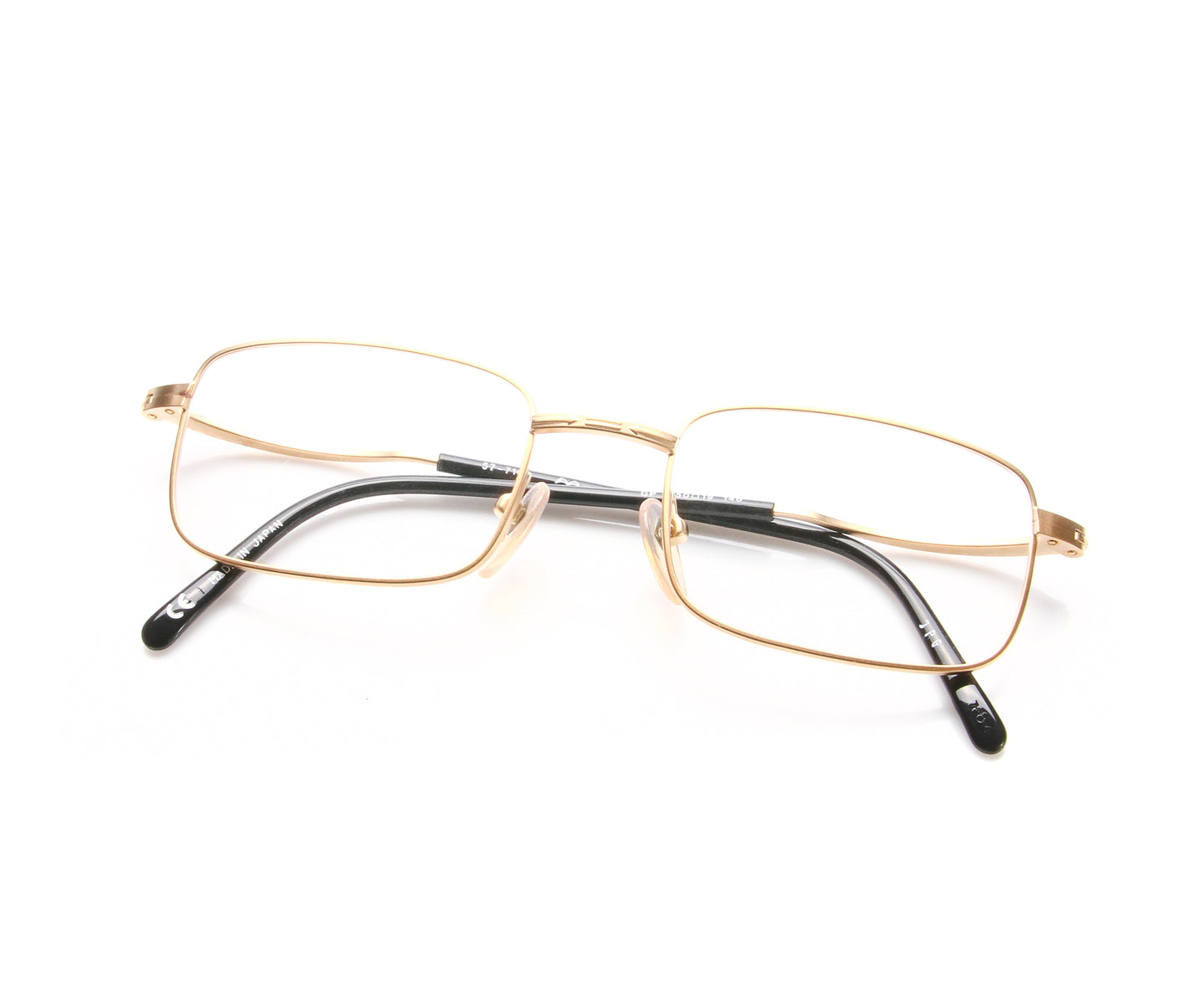 Jean Paul Gaultier 57 7104 1 Gold Plated, Jean Paul Gaultier , glasses frames, eyeglasses online, eyeglass frames, mens glasses, womens glasses, buy glasses online, designer eyeglasses, vintage sunglasses, retro sunglasses, vintage glasses, sunglass, eyeglass, glasses, lens, vintage frames company, vf