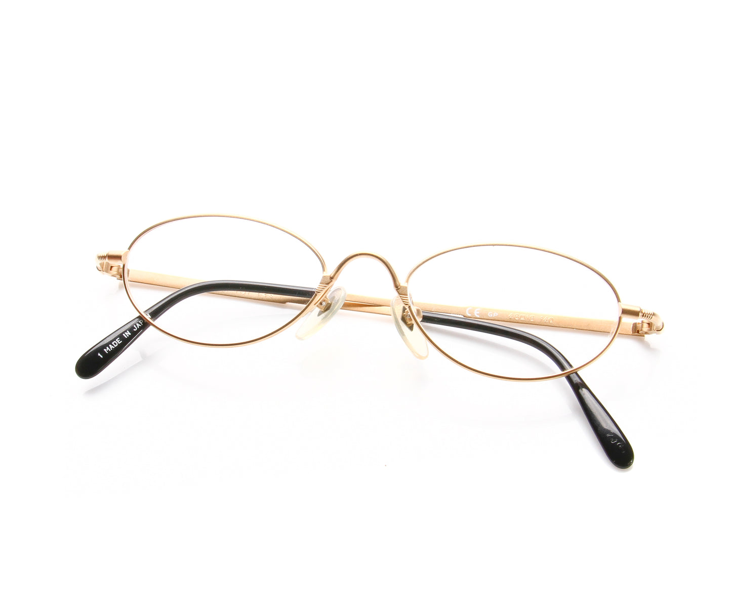 Jean Paul Gaultier 57 7107 1 Gold Plated, Jean Paul Gaultier , glasses frames, eyeglasses online, eyeglass frames, mens glasses, womens glasses, buy glasses online, designer eyeglasses, vintage sunglasses, retro sunglasses, vintage glasses, sunglass, eyeglass, glasses, lens, vintage frames company, vf