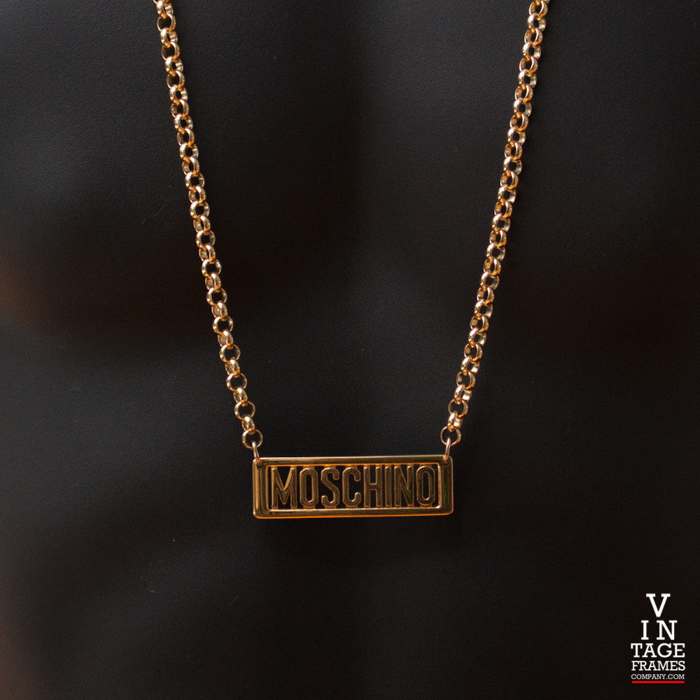 Vintage Moschino MS022 Chain