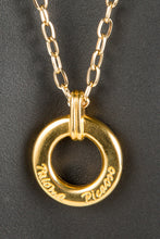 Vintage Paloma Picasso PLP-006 Chain Closeup, Paloma Picasso
