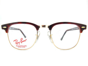 Ray Ban Clubmasters, lens, vintage lens, clear lens, lens frames, lens frame, circle lens, mens glasses, womens glasses, lens width, vintage frames company, vf