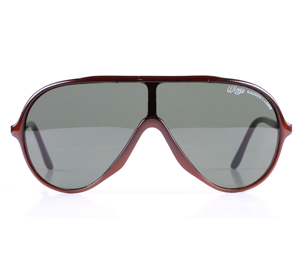 Ray-Ban Wings Front