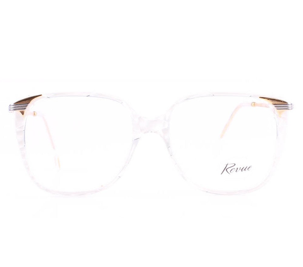 Revue 202 Front, Revue , glasses frames, eyeglasses online, eyeglass frames, mens glasses, womens glasses, buy glasses online, designer eyeglasses, vintage sunglasses, retro sunglasses, vintage glasses, sunglass, eyeglass, glasses, lens, vintage frames company, vf