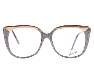 Revue 651 Front, Revue, glasses frames, eyeglasses online, eyeglass frames, mens glasses, womens glasses, buy glasses online, designer eyeglasses, vintage sunglasses, retro sunglasses, vintage glasses, sunglass, eyeglass, glasses, lens, vintage frames company, vf