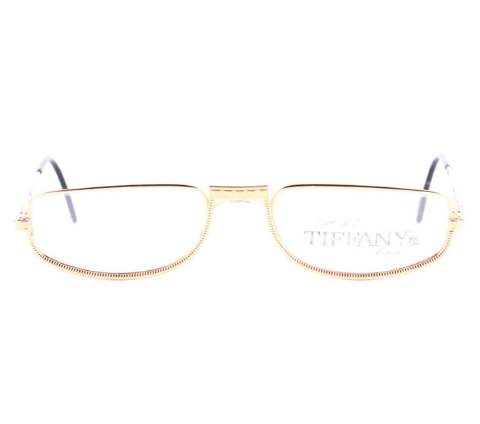 Tiffany T119 C4 23k Gold Plated Front