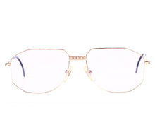 Tiffany T129 C4 23k Gold Plated Front, Tiffany, glasses frames, eyeglasses online, eyeglass frames, mens glasses, womens glasses, buy glasses online, designer eyeglasses, vintage sunglasses, retro sunglasses, vintage glasses, sunglass, eyeglass, glasses, lens, vintage frames company, vf