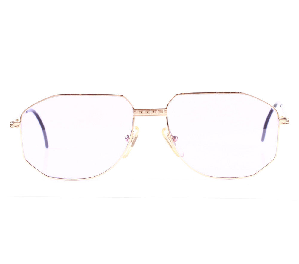 Tiffany T129 C4 23k Gold Plated Front, Tiffany , glasses frames, eyeglasses online, eyeglass frames, mens glasses, womens glasses, buy glasses online, designer eyeglasses, vintage sunglasses, retro sunglasses, vintage glasses, sunglass, eyeglass, glasses, lens, vintage frames company, vf