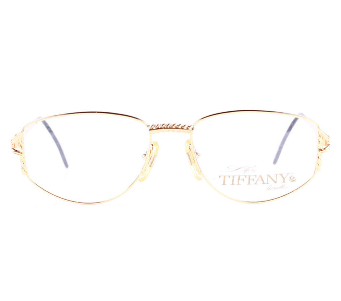 Tiffany T342 C4 23k Gold Plated Front