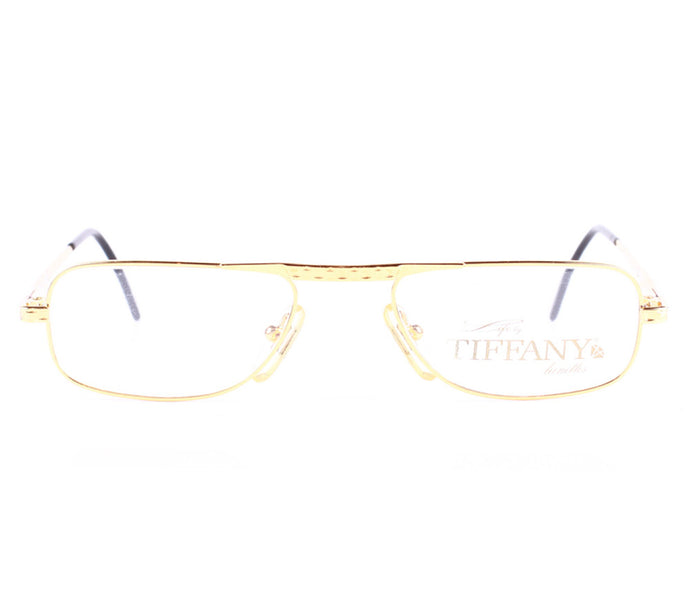 Tiffany T378 C4 23k Gold Plated Front