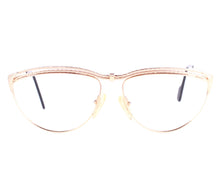 Tiffany T48 C4 23k Gold Plated Front, Tiffany, glasses frames, eyeglasses online, eyeglass frames, mens glasses, womens glasses, buy glasses online, designer eyeglasses, vintage sunglasses, retro sunglasses, vintage glasses, sunglass, eyeglass, glasses, lens, vintage frames company, vf