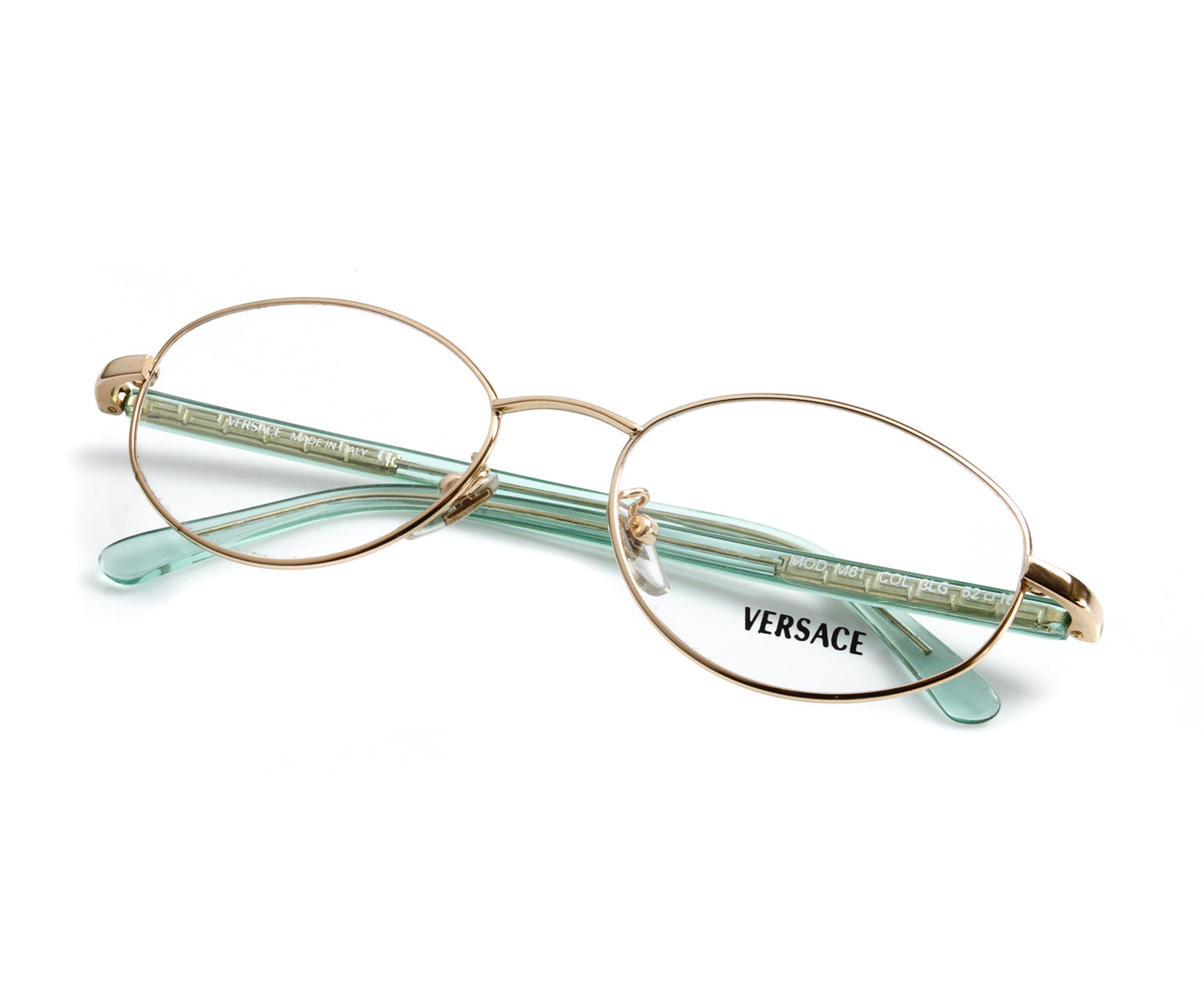 Versace M61 3LG, Versace , glasses frames, eyeglasses online, eyeglass frames, mens glasses, womens glasses, buy glasses online, designer eyeglasses, vintage sunglasses, retro sunglasses, vintage glasses, sunglass, eyeglass, glasses, lens, vintage frames company, vf