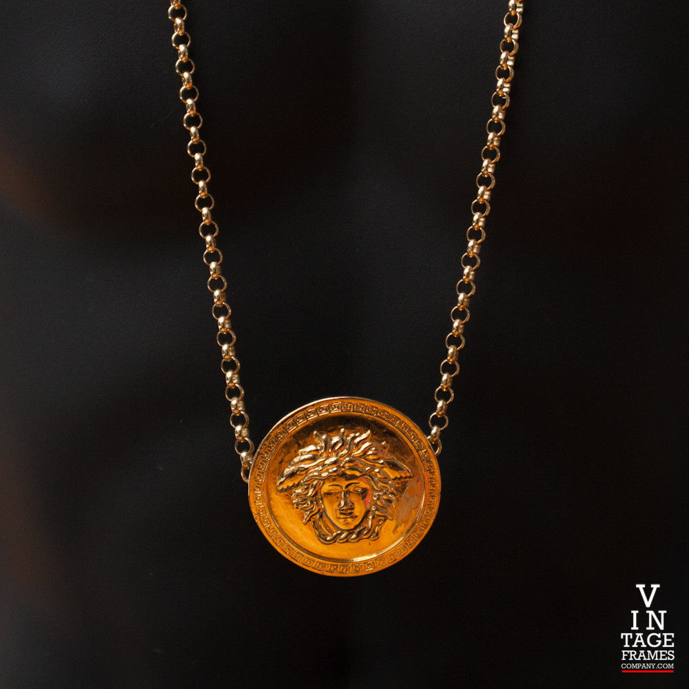 Vintage Versace VS057 Chain