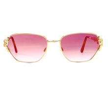 Vittorio Foscari VF 109 10 (Grape Gradient Flash Gold Flat Lens)