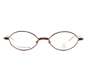 Yohji Yamamoto 51 0009 Col2 Front, Yohji Yamamoto, glasses frames, eyeglasses online, eyeglass frames, mens glasses, womens glasses, buy glasses online, designer eyeglasses, vintage sunglasses, retro sunglasses, vintage glasses, sunglass, eyeglass, glasses, lens, vintage frames company, vf