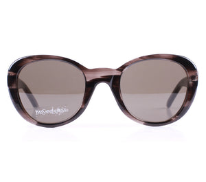 Yves Saint Laurent 6003/S T3065 Front, Yves Saint Laurent, glasses frames, eyeglasses online, eyeglass frames, mens glasses, womens glasses, buy glasses online, designer eyeglasses, vintage sunglasses, retro sunglasses, vintage glasses, sunglass, eyeglass, glasses, lens, vintage frames company, vf