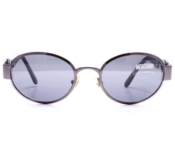Moschino 3030-S 606/6, Moschino, vintage frames, vintage frame, vintage sunglasses, vintage glasses, retro sunglasses, retro glasses, vintage glasses, vintage designer sunglasses, vintage design glasses, eyeglass frames, glasses frames, sunglass frames, sunglass, eyeglass, glasses, lens, jewelry, vintage frames company, vf