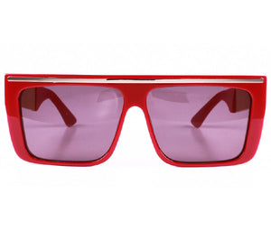 Vintage Frames by Corey Shapiro Love/Hate II Red/Gold