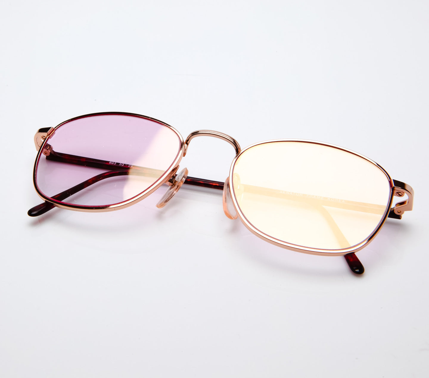 Detroit Player Bumpy (Pink Gradient) Thumbnail, VF by Vintage Frames , glasses frames, eyeglasses online, eyeglass frames, mens glasses, womens glasses, buy glasses online, designer eyeglasses, vintage sunglasses, retro sunglasses, vintage glasses, sunglass, eyeglass, glasses, lens, vintage frames company, vf