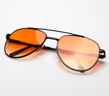 Noreaga (Tangerine Gradient) Thumbnail, VF by Vintage Frames, glasses frames, eyeglasses online, eyeglass frames, mens glasses, womens glasses, buy glasses online, designer eyeglasses, vintage sunglasses, retro sunglasses, vintage glasses, sunglass, eyeglass, glasses, lens, vintage frames company, vf