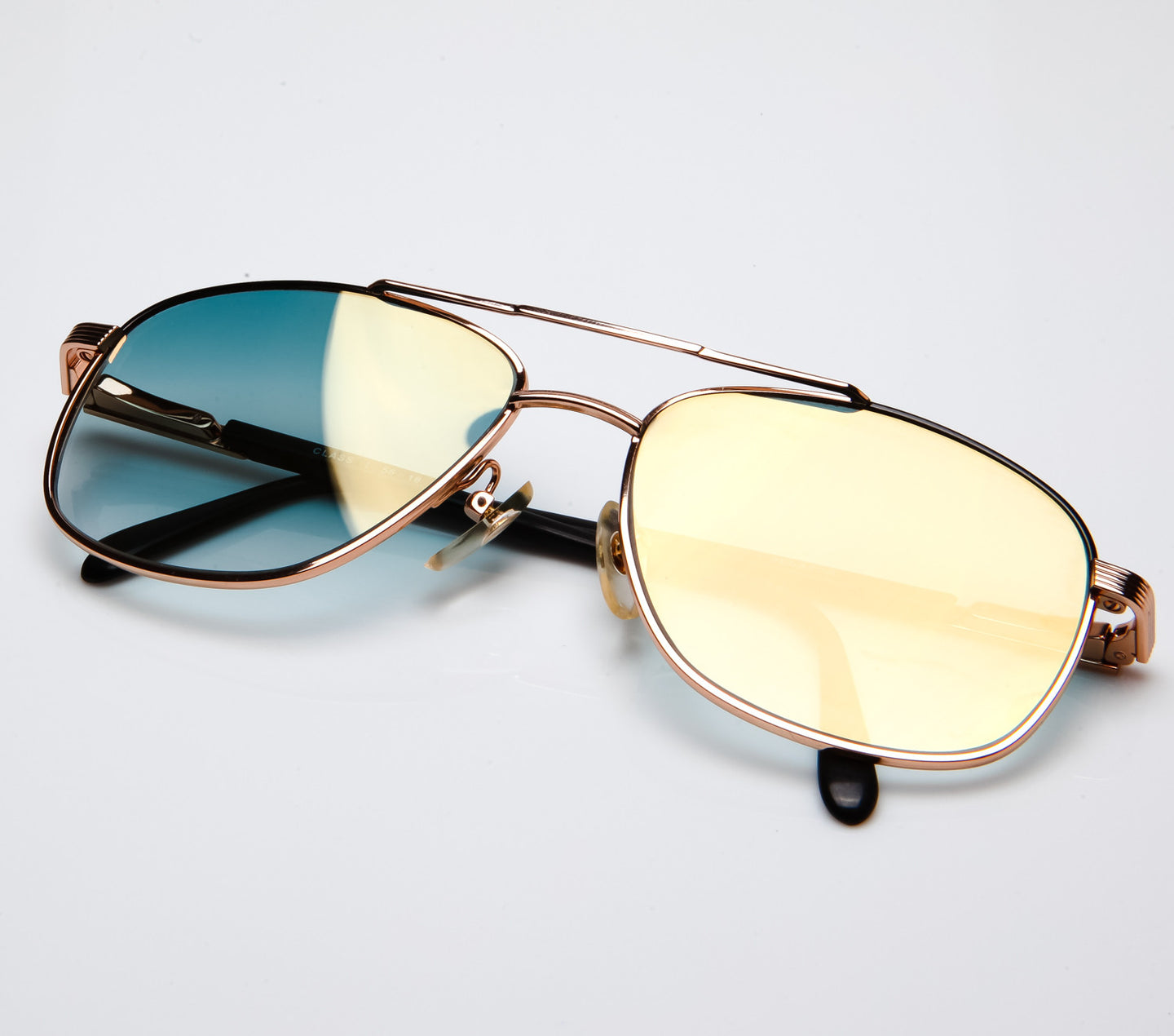 Snatch III (Teal Gradient) Thumbnail, VF by Vintage Frames , glasses frames, eyeglasses online, eyeglass frames, mens glasses, womens glasses, buy glasses online, designer eyeglasses, vintage sunglasses, retro sunglasses, vintage glasses, sunglass, eyeglass, glasses, lens, vintage frames company, vf
