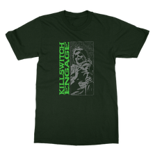 Load image into Gallery viewer, Killswitch Engage | 1999 Demo Green Tee *PREORDER*