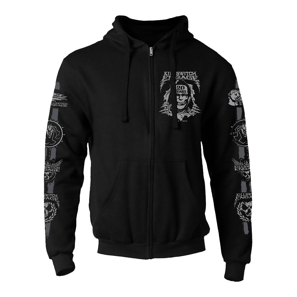Killswitch Engage | 20th Anniversary Hoodie