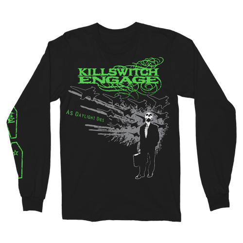 Killswitch Engage | Skull Suit Long-Sleeve Shirt 2006 - Black *PREORDER*