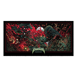 Killswitch Engage | Atonement Foil Poster