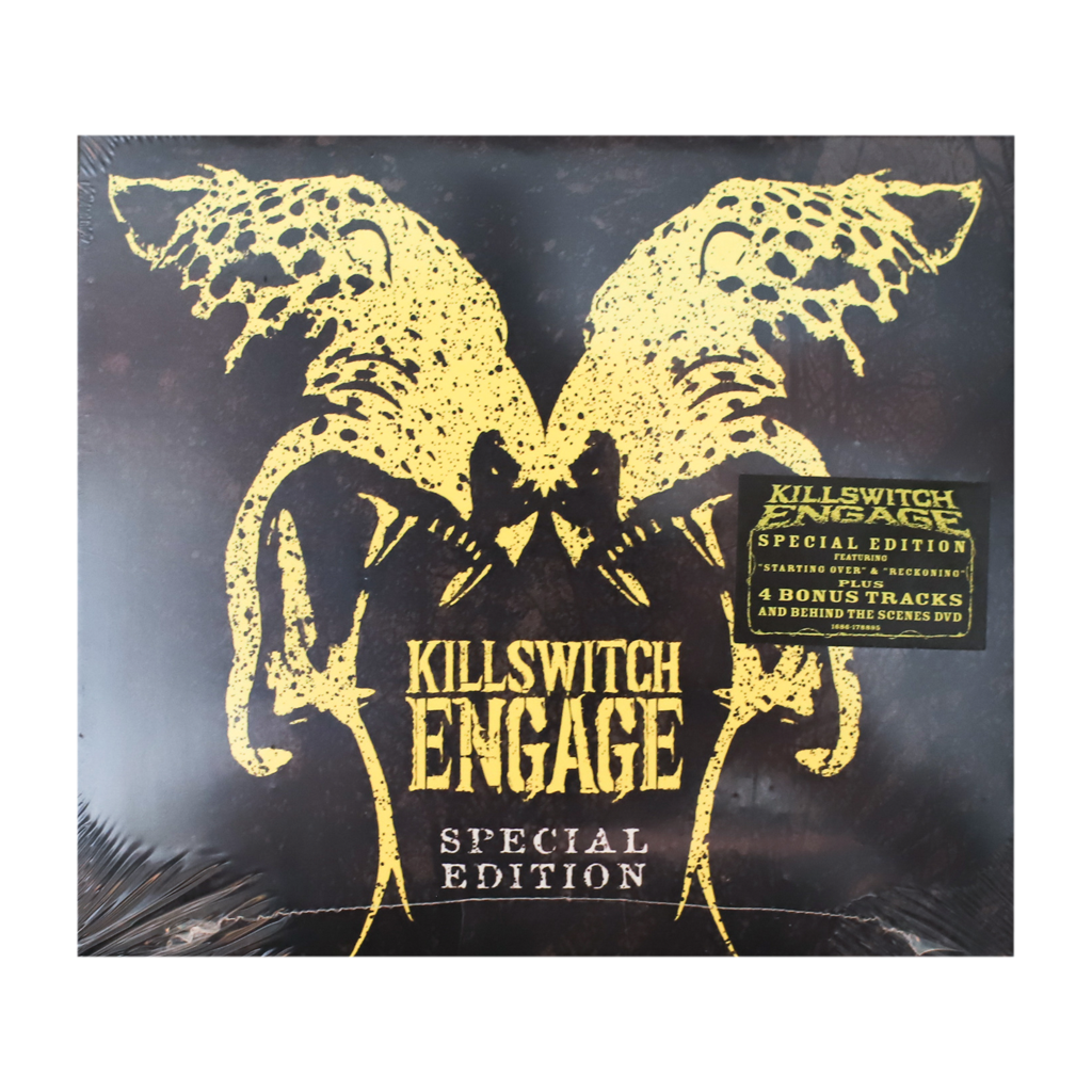 * Killswitch Engage Special Edition CD+DVD