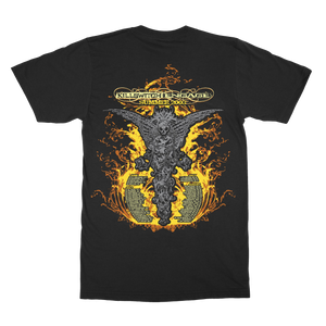 Killswitch Engage | Angel Fire Summer Tour 2003 T-Shirt - Black *PREORDER*