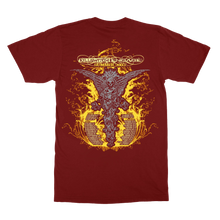Load image into Gallery viewer, Killswitch Engage | Angel Fire Summer Tour 2003 T-Shirt - Red *PREORDER*