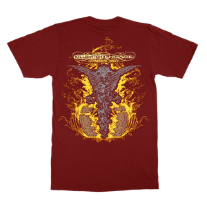 Killswitch Engage | Angel Fire Summer Tour 2003 T-Shirt - Red *PREORDER*