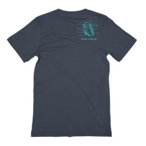 Killswitch Engage | TEOH Heart Blue Tee *PREORDER*
