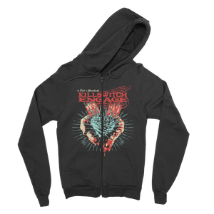 Killswitch Engage | TEOH Black Zip Hoodie *PREORDER*
