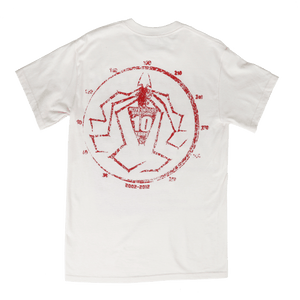 Killswitch Engage Vault | Alive Or Just Breathing 10 Year T-Shirt
