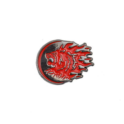 Killswitch Engage | Red Lion Emblem Lapel Pin