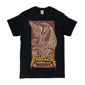 Killswitch Engage Vault | Incarnate T-Shirt - Black