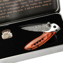 Load image into Gallery viewer, Outdoorsman Pocket Knife