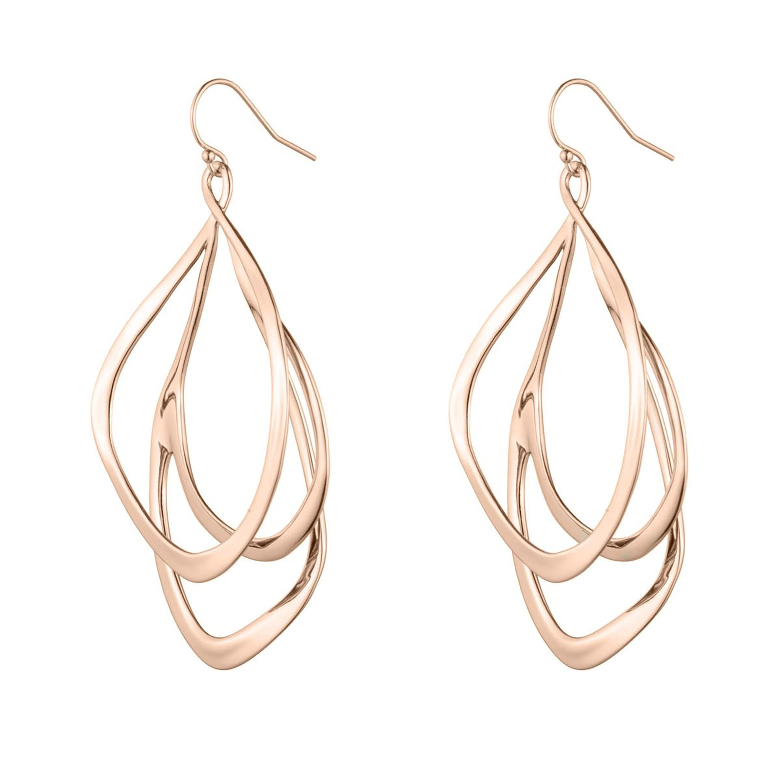 Orbiting Wire Earring