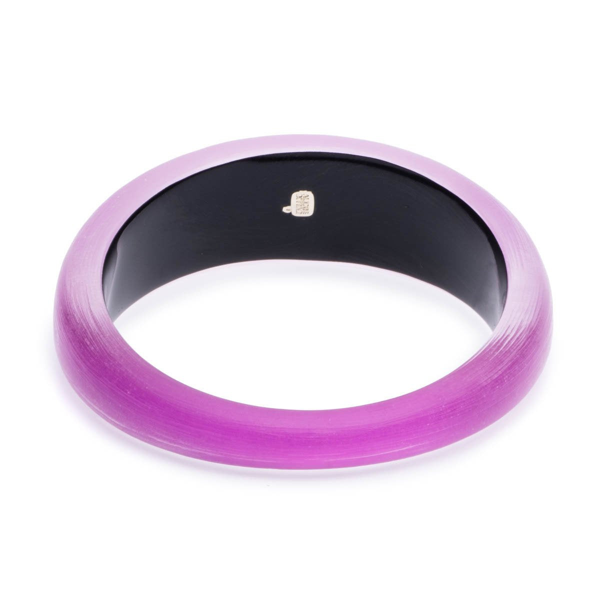 Medium Tapered Bangle Bracelet