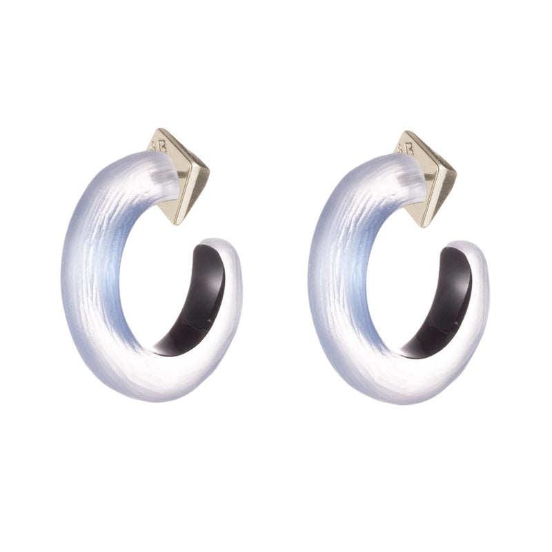 Small Thin Hoop Earring