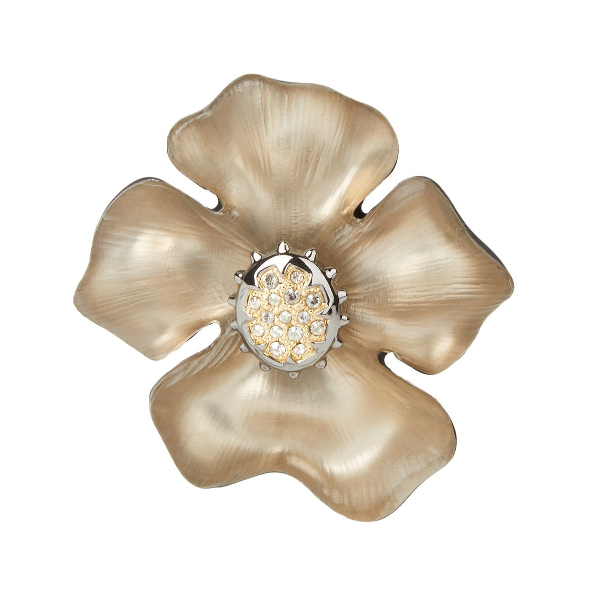 Georgian Flower Pin